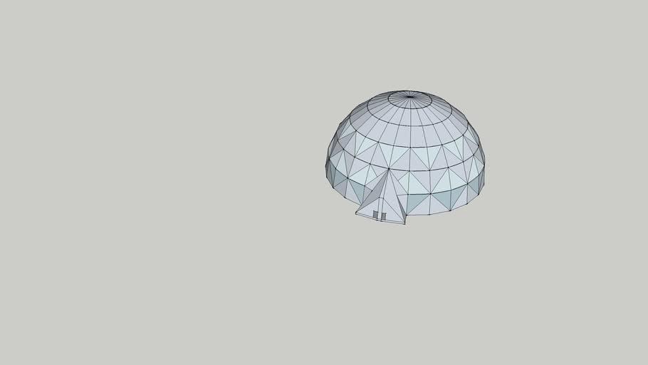 Big dome like thing