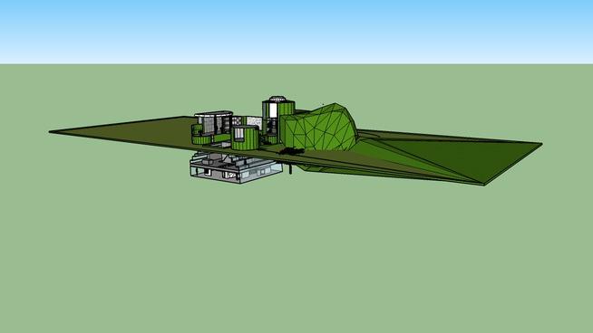 ARCH1101 EXP1  2010 HEBIN  3D WAREHOUSE