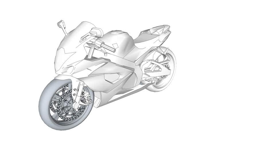 Motorräder - Suzuki GSX-R 750