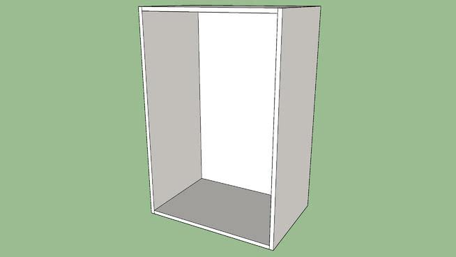 IKEA PLATSA Korpus 80x120x55