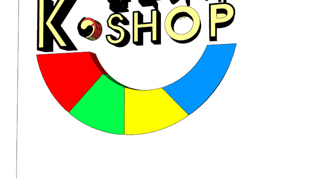 k shop logo