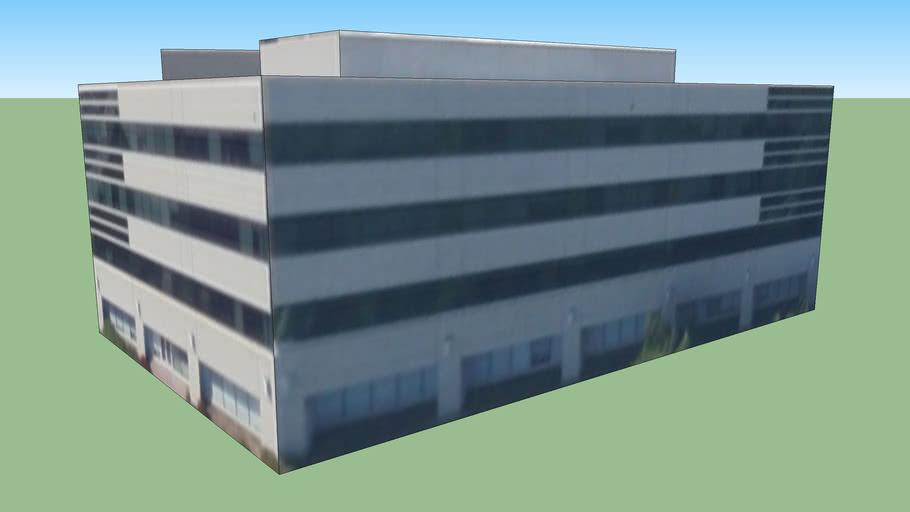 Building in San Mateo, CA, USA