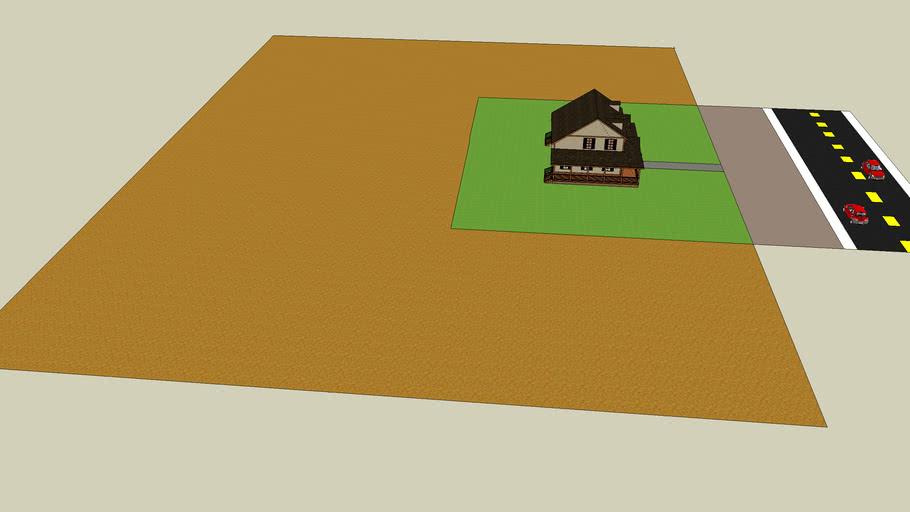 farmer house