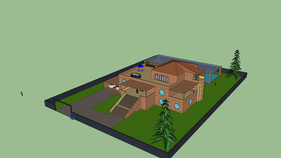 house 9+3