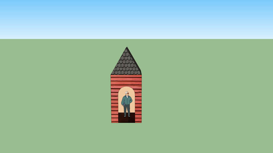 Small Guard House
