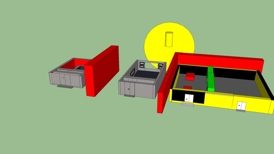 Mythbusters New bomb shelter