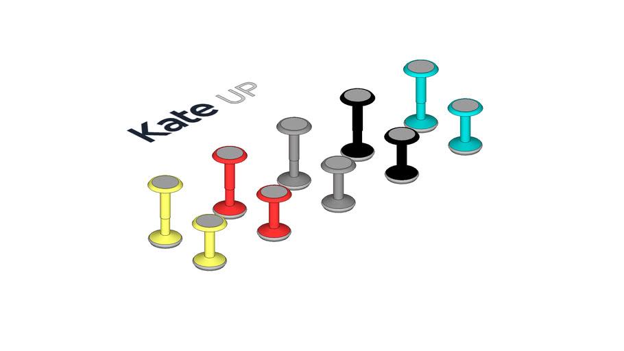 KATE Interstuhl UPis1 taburete