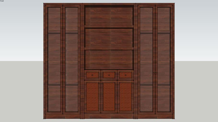 酒柜/liquor cabinet