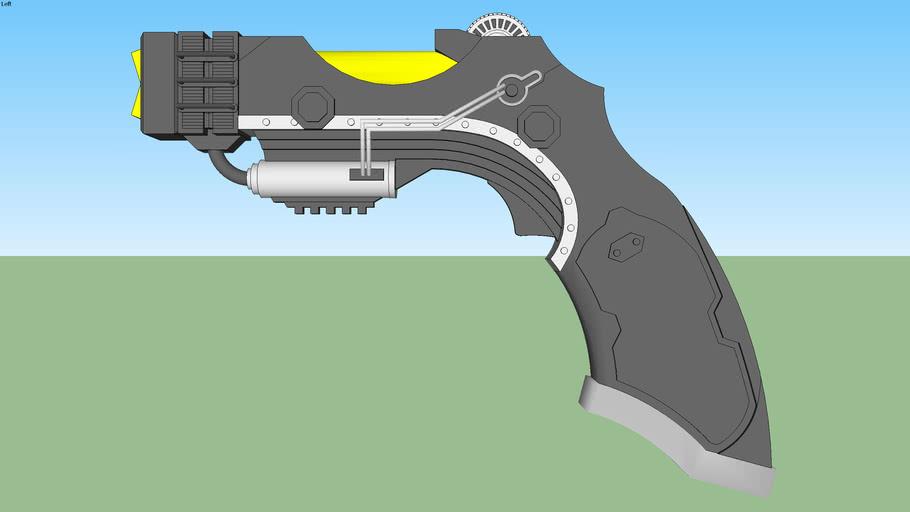 Vanir Plasma pistol