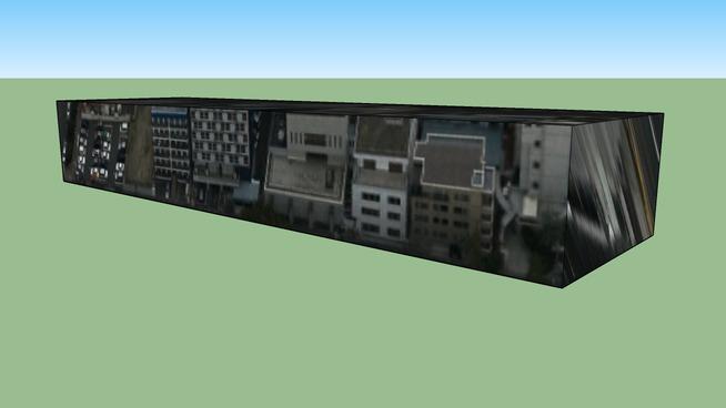 일본 후쿠오카 현 후쿠오카 시의 건물