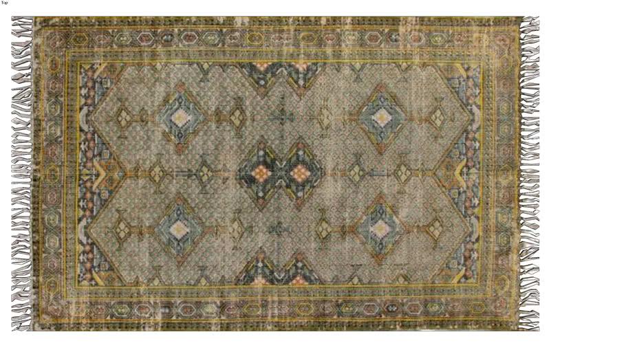 Berbere Carpet Rug Tapis Oriental 16 3d Warehouse