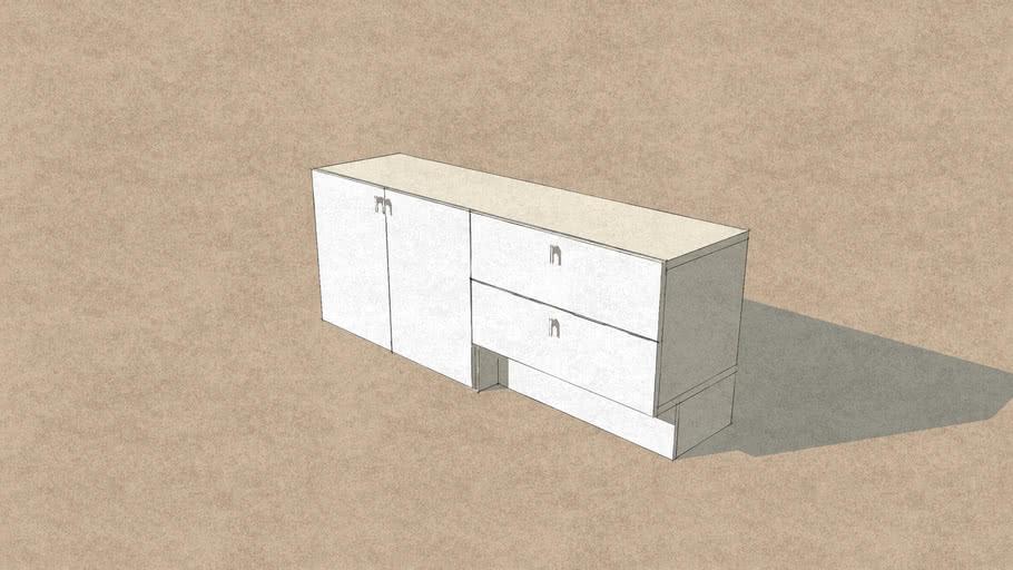 Lundia Nuvola sideboard - dressoir