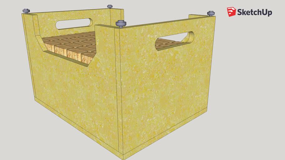Mega Jenga Set with Box