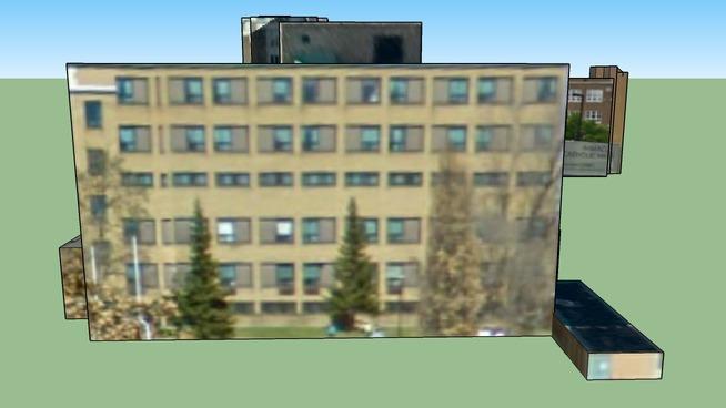 Immaculata High School in Ottawa, ON, Canada