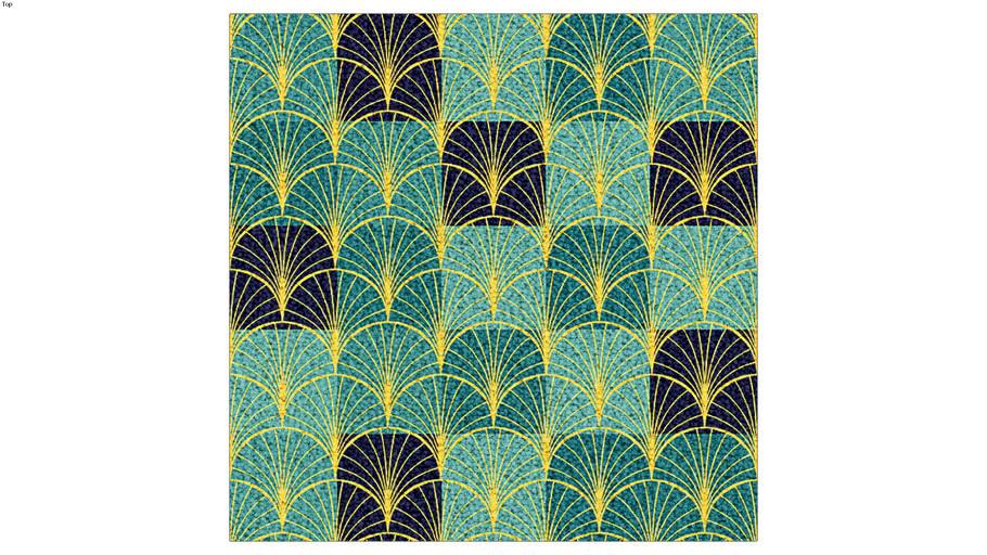 La Démesure de Morgane coloris 4 50x50cm