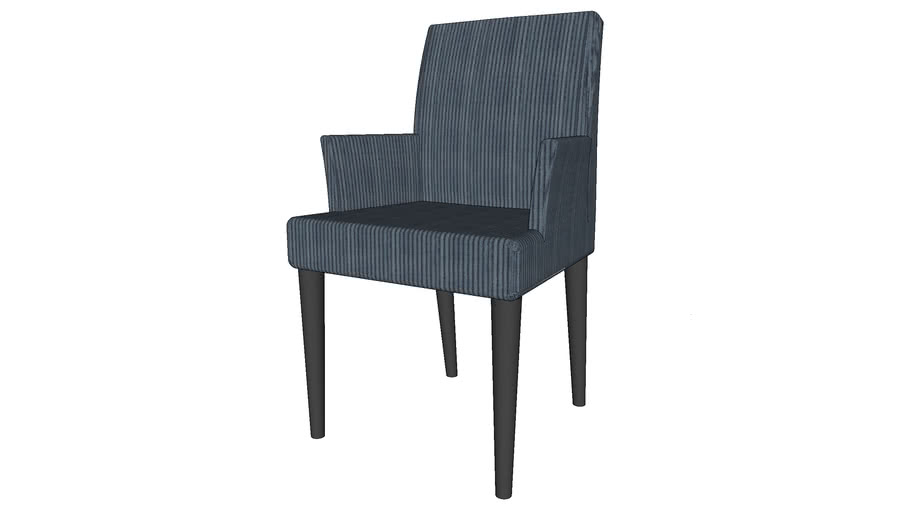 Dining Room Chair - Fabric