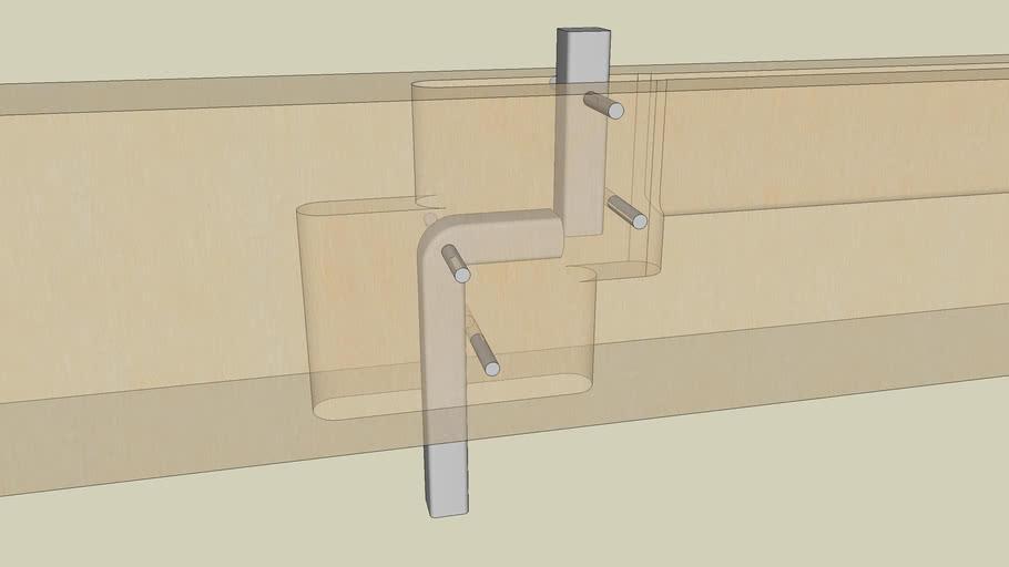 Sbravati Simple Crossbow Trigger