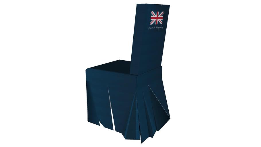 Margaux,housse de chaise marine,Maisons du monde,115.977, prix:39€