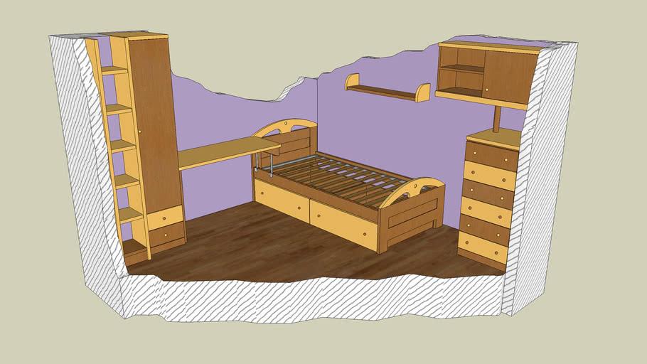 Muebles de dormitorio 3