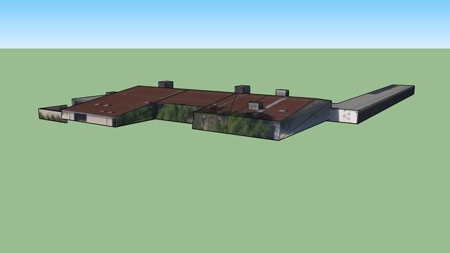 Encina HS Building in Arden-Arcade, CA, USA