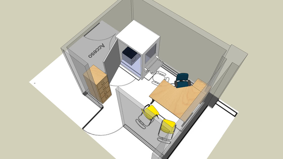 Consultorio audiometria