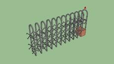 Main Gate & Fence
