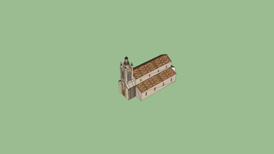 Eglise de Margaux
