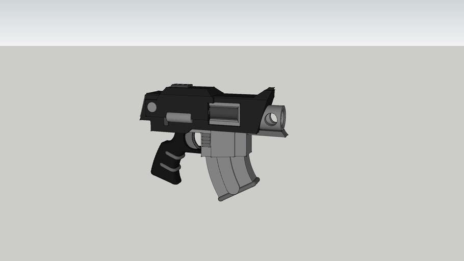 Warhammer 40K Pre-Heresy Bolt Pistol