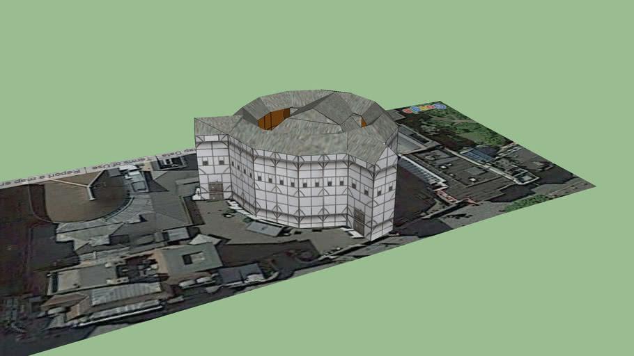 """Театр """"Глобус"""", Лондон"""