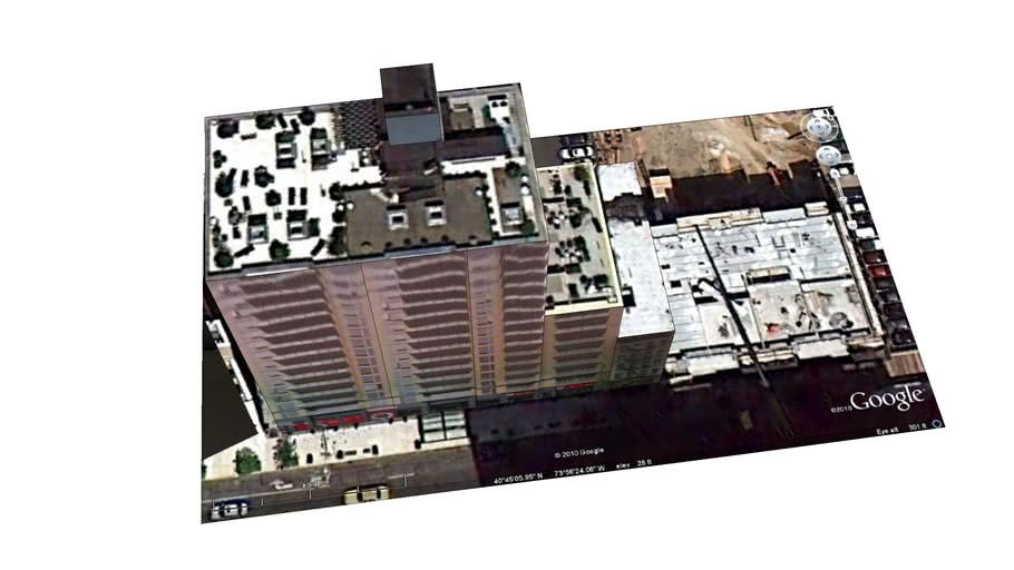 Crescent Street Buildings