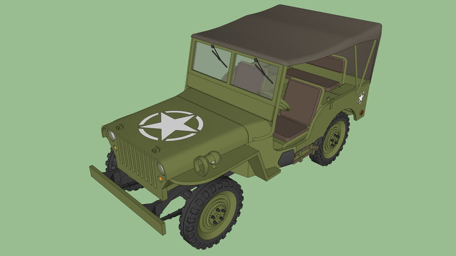 Jeep Willys MB / ウィリス ジープ