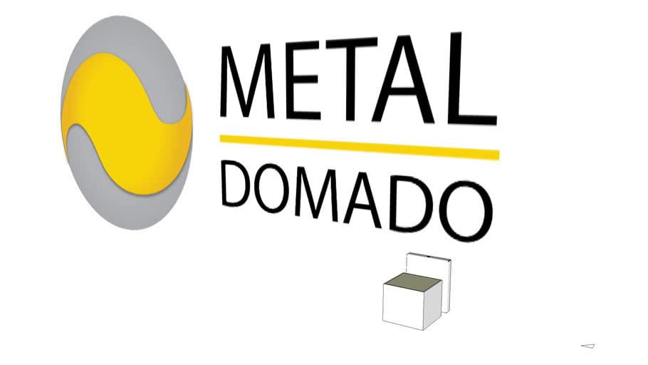 Arandela Metaldomado Kasse