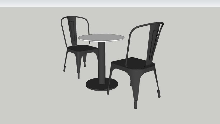 Coffee Chair 02
