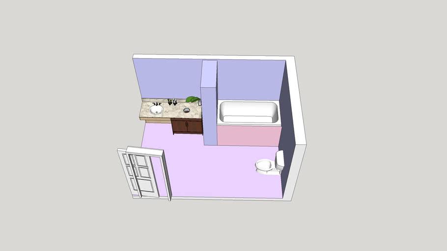 Carly's Bathroom