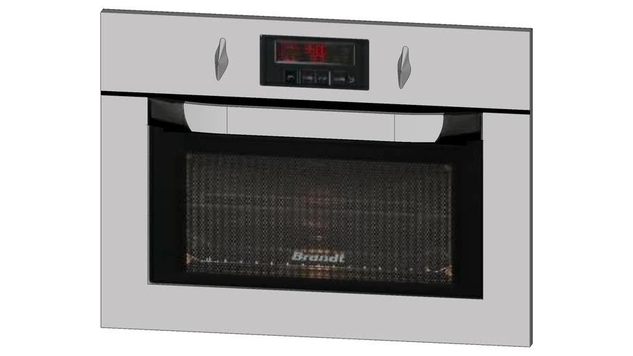 Mikrovlnka - BRANDT FP630XT