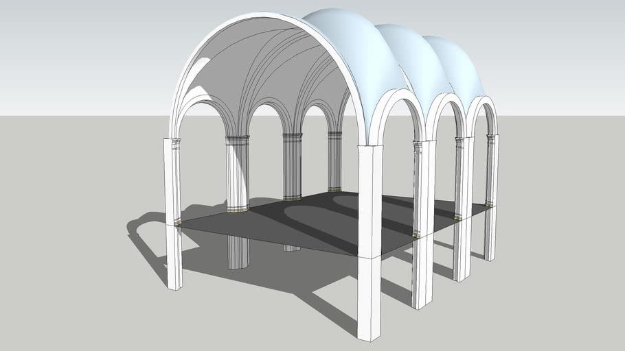 Vaults and columns