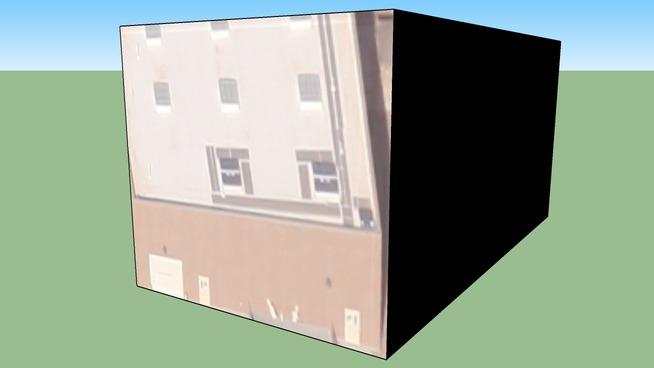 Building in Bernalillo, New Mexico, USA