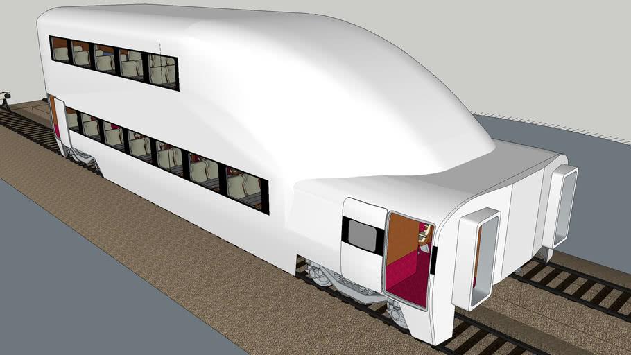 UK RailRider transitional first open