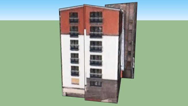 Gebäude in Edinburgh EH7 5TX, Vereinigtes Königreich