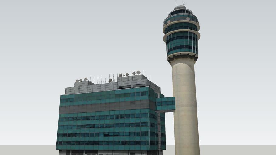 Hong Kong Airport Control Tower