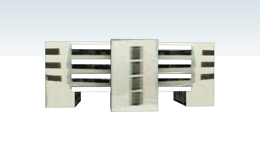 Edificio A, UNICAES
