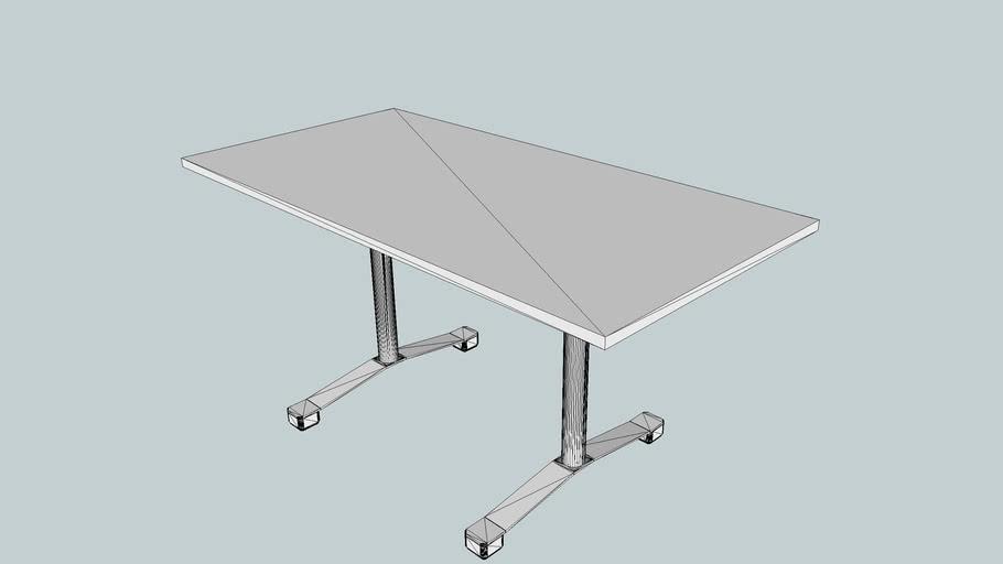 FLITE FLIP TOP TABLE- 1500 x 750mm