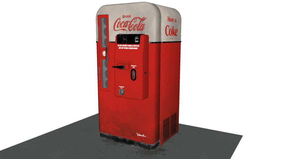 Nuka Cola Vending Machine 2