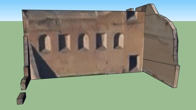 Bâtiment situé Rome, Italie