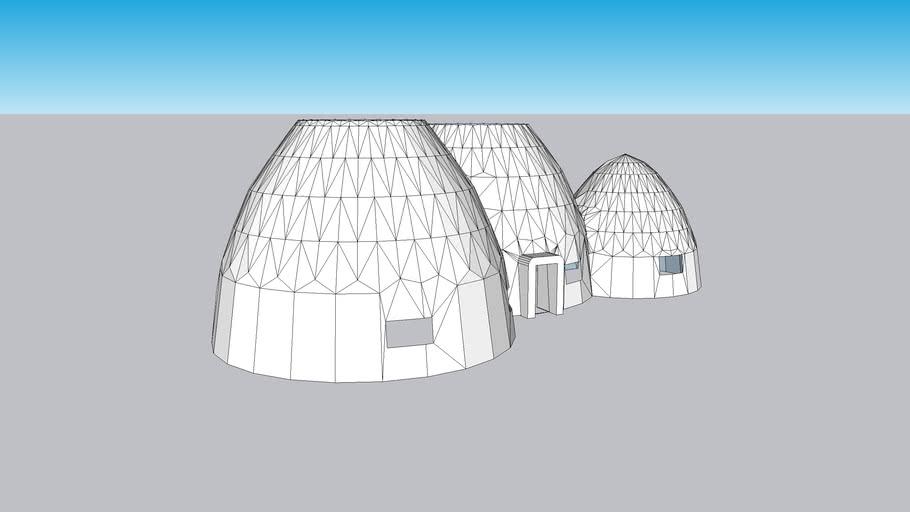 Ecodome Superadobe