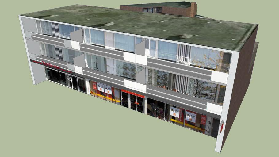 Shopping  area Soest Zuid –Soesterbergsestraat 51