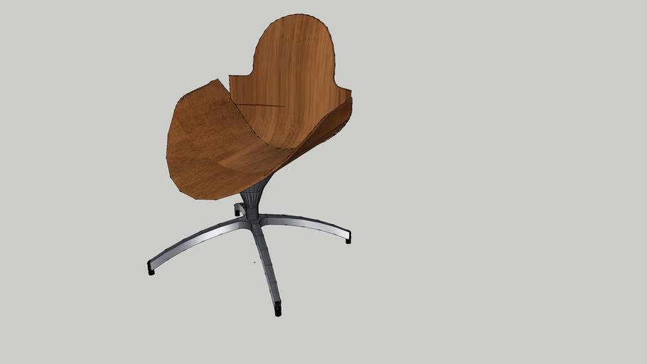 Cadeira Giratória - Modelo Cookie Alberflex