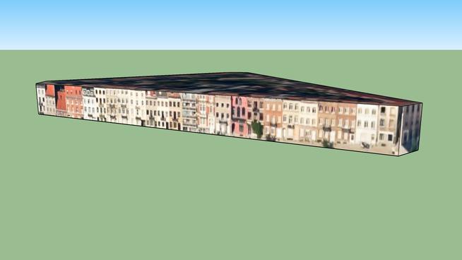 Building in Etterbeek, Belgium