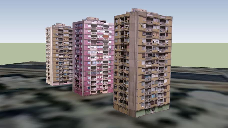 Residential buildigns