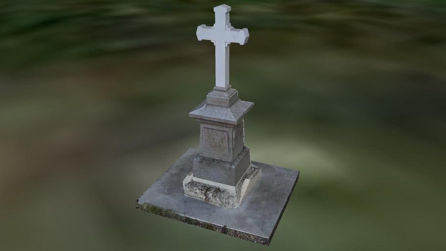 Croix Toussaint avenue du Médoc